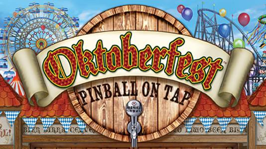 American Pinball Announces New Oktoberfest Pinball Machine