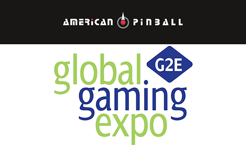 American Pinball to attend G2E 2018
